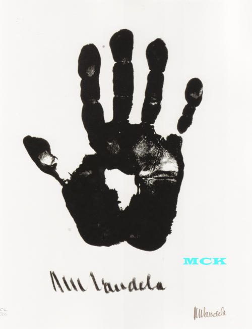 Other artwork nelson mandela original handsigned for Youtube certified mechanic shirt