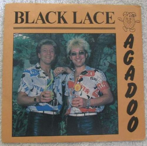 Pop - Agadoo - Black Lace - Seven Single (Vinyl) was listed for R15.00 ...