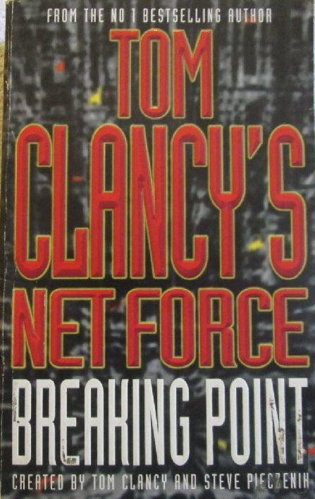 Tom Clancy - Net Force - all 10 books - espionage suspense - complete set lot