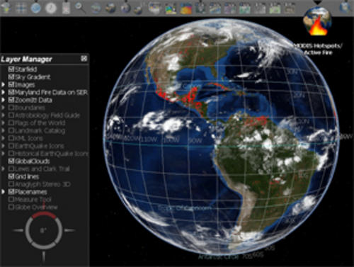 Education reference nasa world wind software program gift item nasa world wind software program gift item satellite imagery software 3d world earth map atlas gumiabroncs Gallery