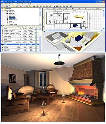 Sweet Home 3D Furniture Other Office  Sweet Home 3D Interior Design Architect Software  .