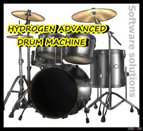 music software hydrogen advanced drum machine music beat beats generation software cd for pc. Black Bedroom Furniture Sets. Home Design Ideas