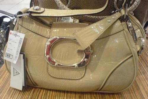 b1705daffb8d    100% A U T H E N T I C     Guess Handbag - can be verified at any Guess  Retailer - ONLY ONE LEFT - DON T LET IT GET AWAY!!!