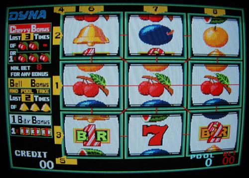 Cherry master slots for sale sitting here playing russian roulette lyrics