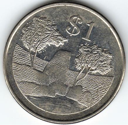 Zimbabwe World Banknotes