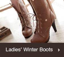Stylish Ladies¿ Winter Boots