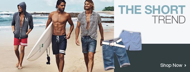 Men's Shorts. Shop Now!