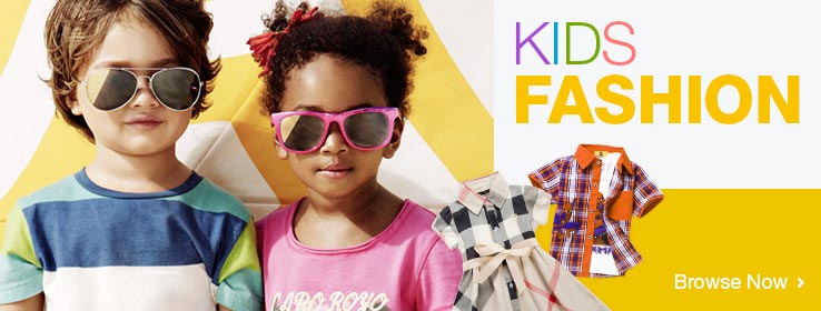 Kids' Fashion. Browse Now!
