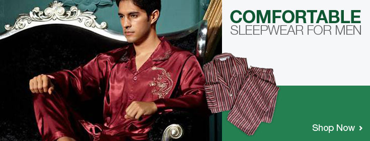 Men's Sleepwear. Shop Now!