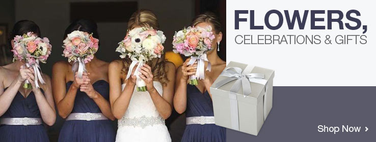 Flowers, Celebrations & Gifts