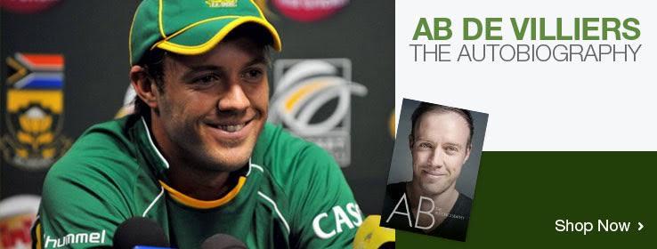 AB de Villiers Autobiography