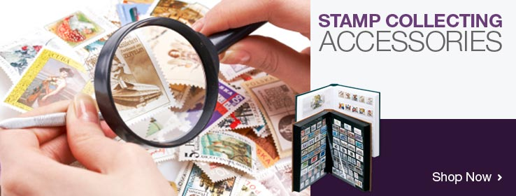 Stamp Collecting Accessories