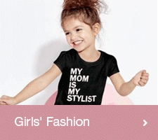 Girls' Fashion. Shop Now!