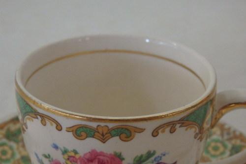 english porcelain a beautiful vintage german made hutschenreuther selb bone china demitasse. Black Bedroom Furniture Sets. Home Design Ideas
