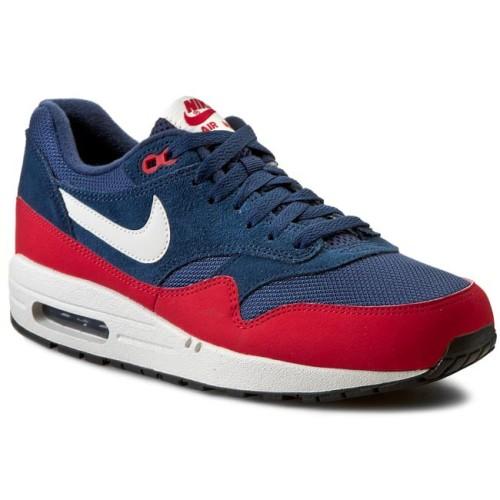 urzędnik szczegółowe obrazy przytulnie świeże Original Mens Nike Air Max 1 Essential 537383-400 - UK 9 (SA 9)