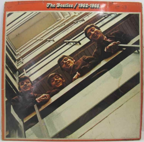 The Beatles 1962-1966 EMI, PCSP J(S) 717 Double Album, South African Pressing