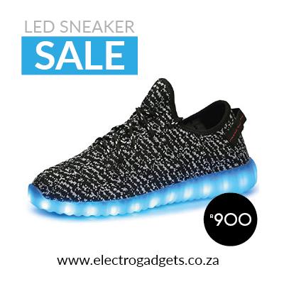 632556bd58aa LED Sneakers  Shoes Yeezi style (SALE)