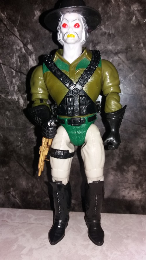 Other Action Figures - BraveStarr 1986 Tex Hex Vintage ...