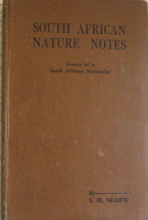Naturalist essays