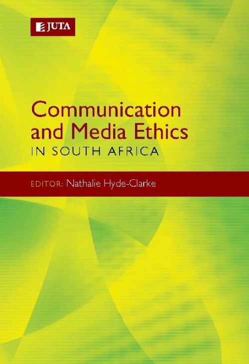 media ethics in a south african Mail and guardian ethics and social media policy mail & guardian editorial code of ethics names and words from south african languages other than english 2.