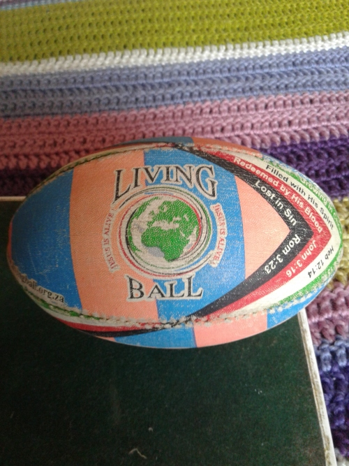 other antiques collectables bible scriptures rugby ball living