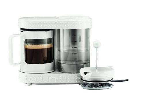 Other Tea & Coffee Makers - Bodum Bistro Electric Coffee & Tea Dripper - White was listed for R1 ...