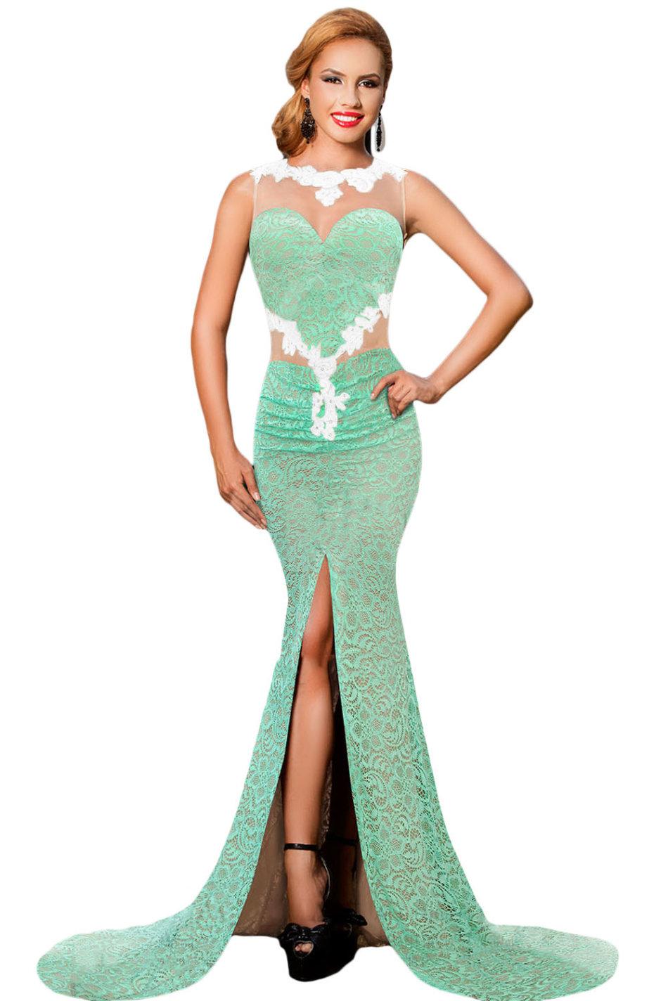 Платье Русалка Купить Недорого