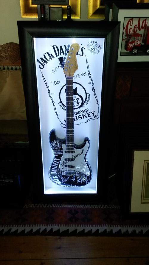 bar accessories jack daniel 39 s guitar lightbox was listed for r6 on 6 nov at 11 46 by. Black Bedroom Furniture Sets. Home Design Ideas