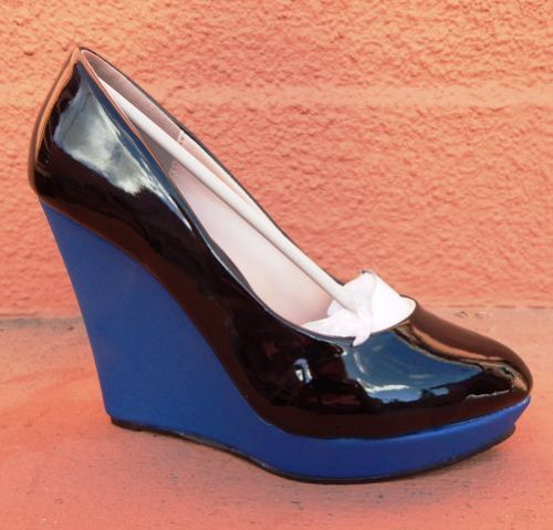 other s shoes sissy boy black and blue