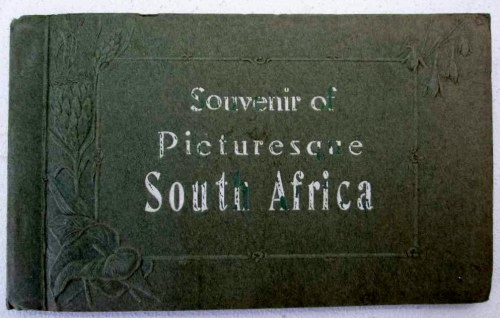 Souvenir Of Picturesque South Africa - Photograph Book