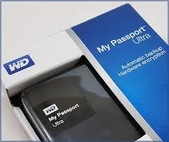 Recover Lost or Deleted Files from WD My Passport