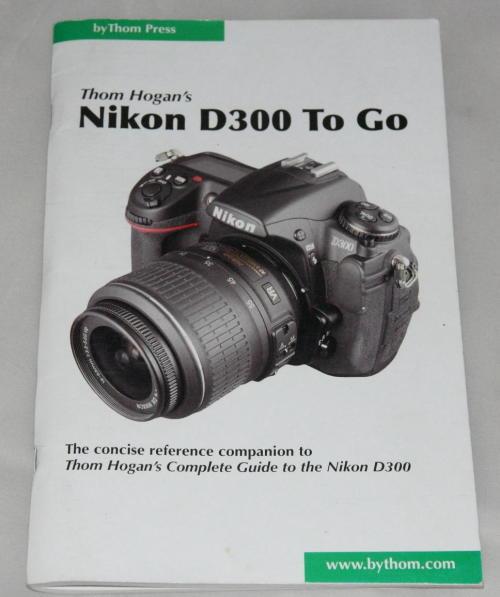 other photo video nikon d300 guide book manual instruction rh bidorbuy co za Nikon D300 Settings user manual nikon d3000