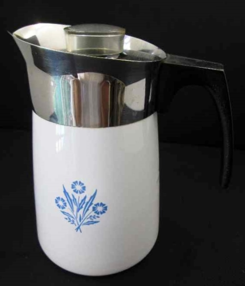 Corningware 6 Cup Percolator P-146