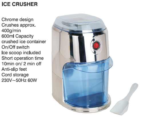 water coolers filters ice crusher was sold for. Black Bedroom Furniture Sets. Home Design Ideas