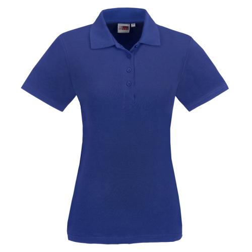 T shirts tops elemental polo golf shirt womens for Yellow golf polo shirts