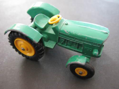 John Deere Matchbox Tractor : Models matchbox lesney no b quot john deere farm tractor