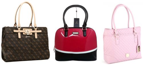 28724d2e32 Handbags & Bags - Ladies Guess & Polo Handbags | 5 Styles was sold ...