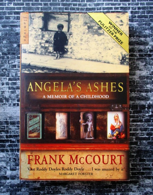 angela s ashes by frank mccourt review Buy angela's ashes : a memoir: 9780684842677: frank mccourt: paperback from bmi online, see our free shipping offer and bulk order pricing.