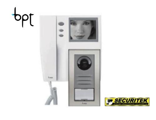 Doorbells Intercoms Bpt Bred Vedio Intercom Kit With Vedio