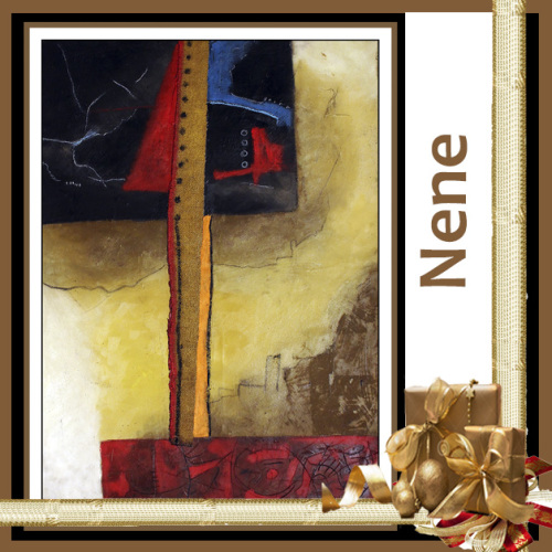 Paintings michael nene best selling contemporary for Best way to sell art prints