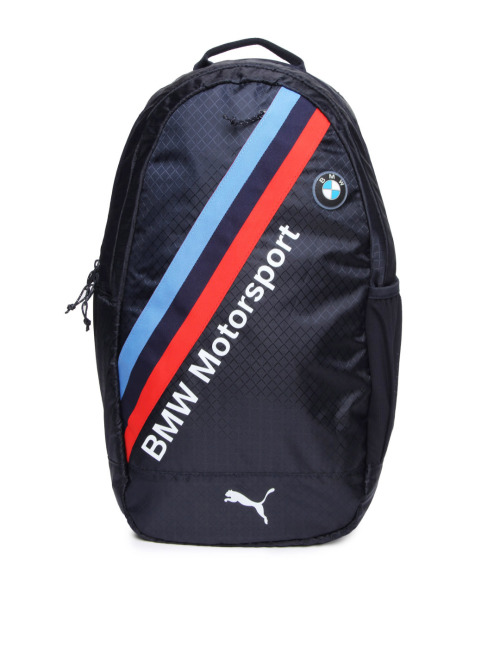backpacks bmw motorsport puma backpack and cap kids. Black Bedroom Furniture Sets. Home Design Ideas