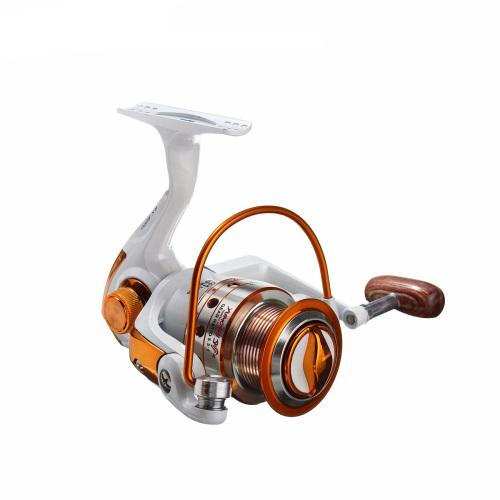 Reels 12 1bb spinning fishing metal reel saltwater right for Left handed fishing pole