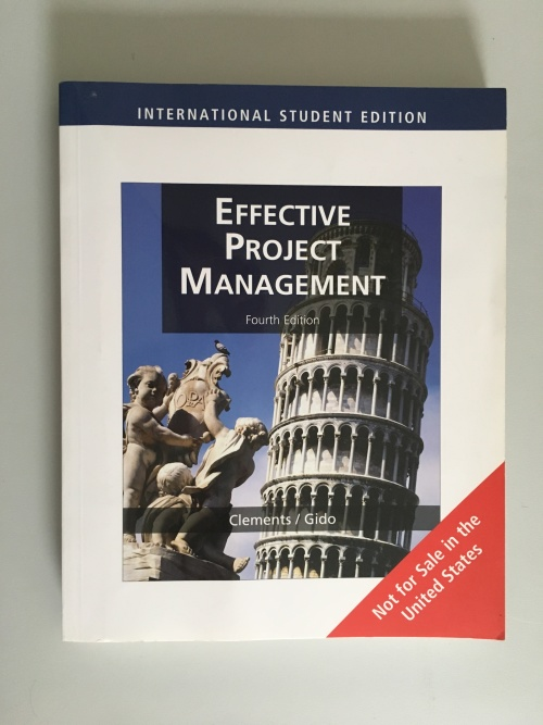information technology project management kathy schwalbe 4th edition pdf