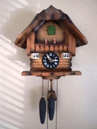 Cuckoo Wall Clocks Unusual Vintage Cuckoo Clock With