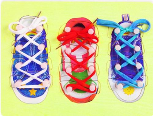 Puzzles Puzzle Shoe Lace Tying Was Listed For R8500 On 23 Mar At