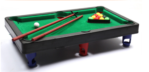 New Kids Mini Billiard Snooker Desktop Table Game Toy Novelty Gift Billiards  Fitness For Children