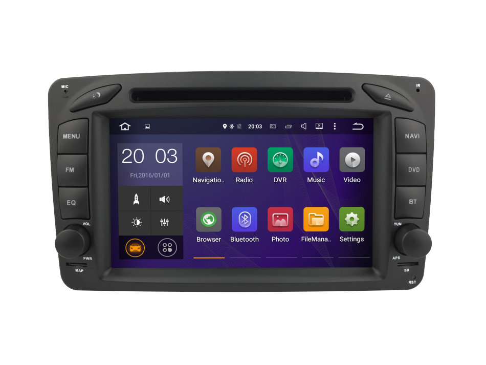 In car entertainment mercedes c w203 clk w163 car dvd android 5 1 was listed for r5 599 00 on