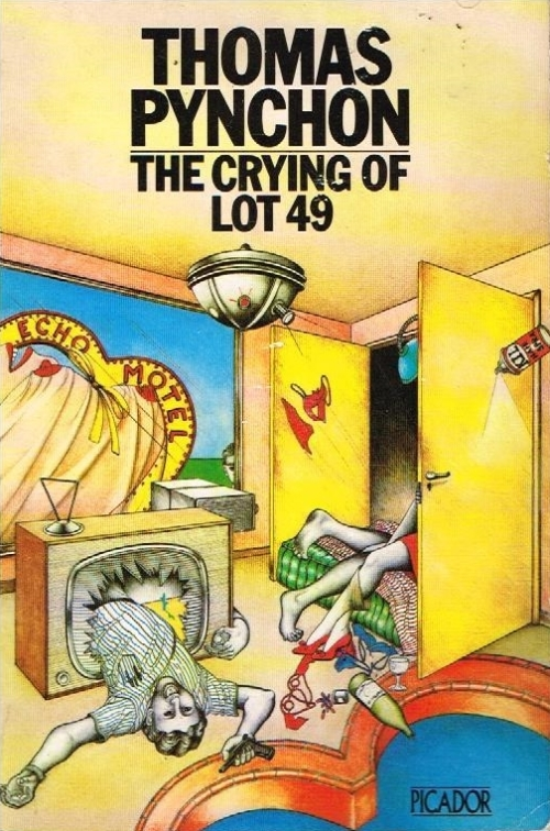 The Crying of Lot 49 by Thomas Pynchon  Goodreads