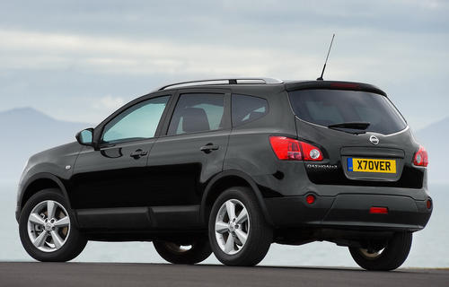 The Best SUVs and MPVs Nissan Qashqai