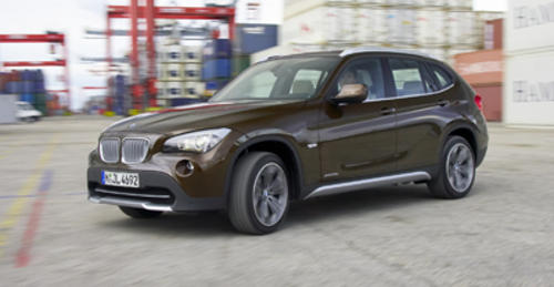 The Best SUVs and MPVs BMW X1